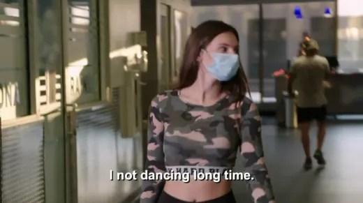 Julia Trubkina - I not dancing long time