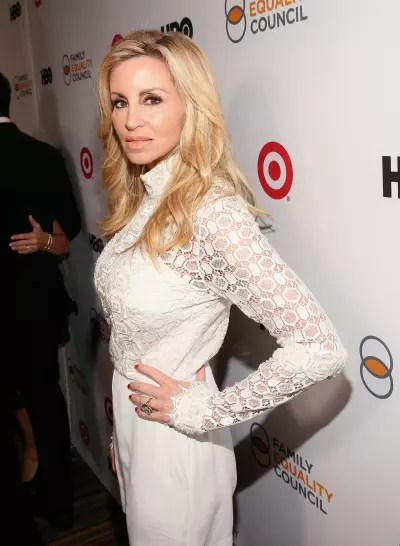 Camille Grammer is Angry