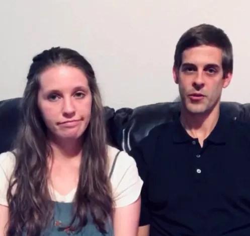 Derick Dillard and Jill Duggar YouTube