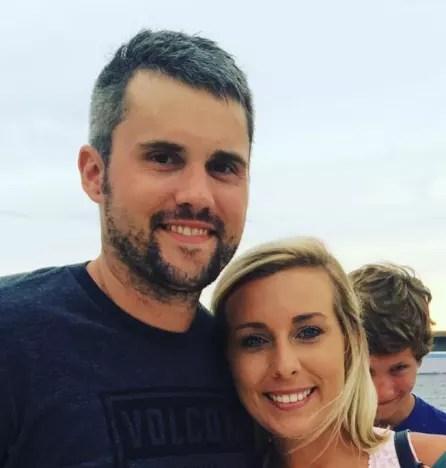 Ryan and Mackenzie Edwards
