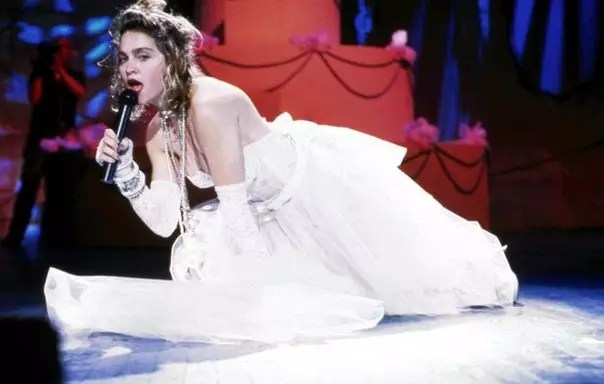 Madonna like a virgin 1984