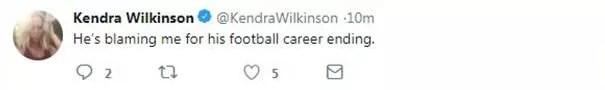 Kendra wilkinson tweets 02
