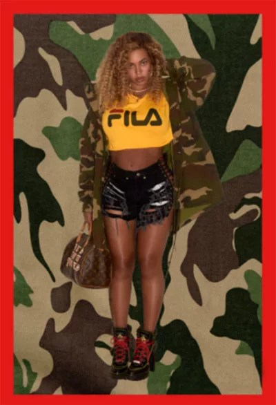 Beyonce Looks Amazing