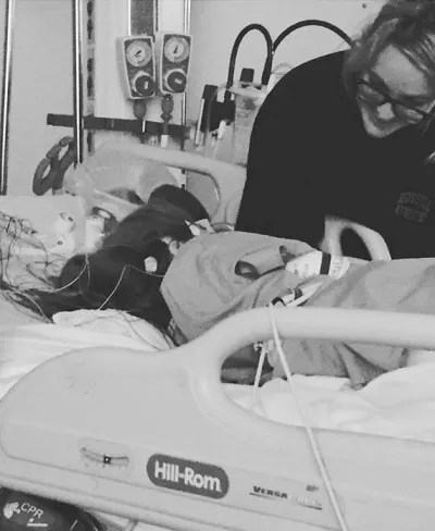 Jamie Lynn Spears, Maddie Aldridge Hospital Throwback