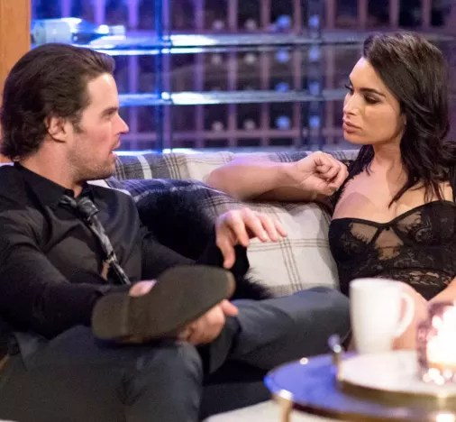 Kevin Wendt and Ashley Iaconetti