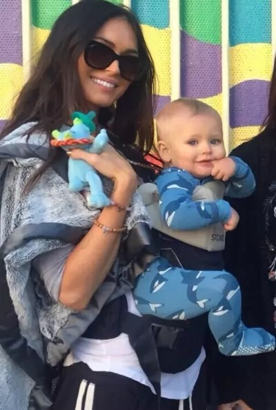 Megan Fox Baby Pic