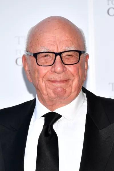 Rupert Murdoch Photo