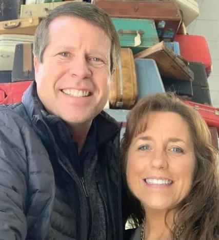 Jim Bob and Michelle Duggar as a Couple