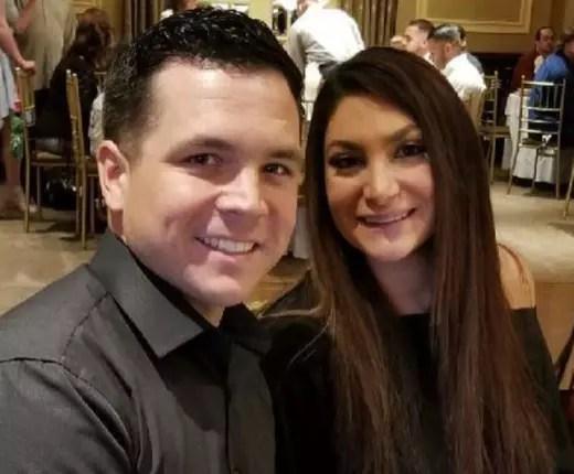 Deena Cortese and Husband Christopher Buckner