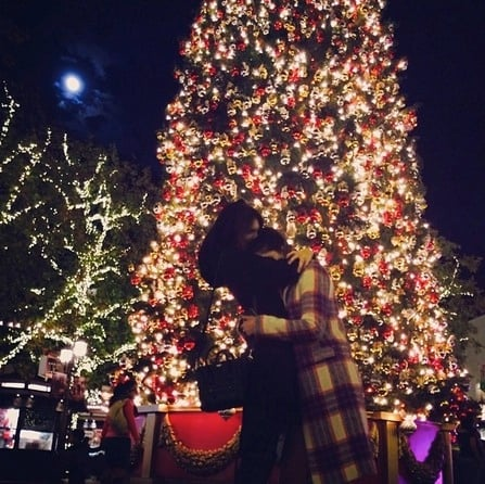 Celebrities Celebrate Christmas The Best Cards Photos