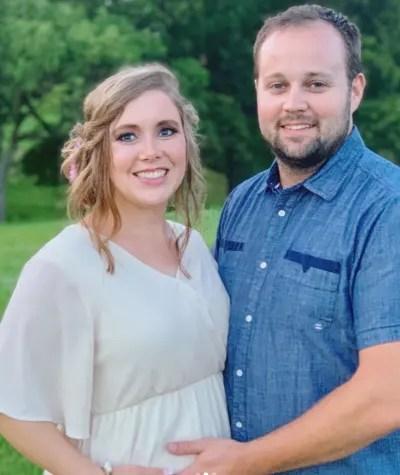Josh and Anna Duggar: Expecting
