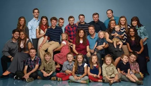 Duggar Family Photo: A Classic!