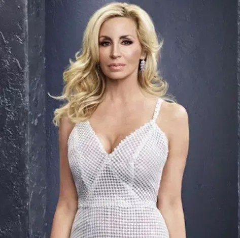 Camille Grammer Promo Picture