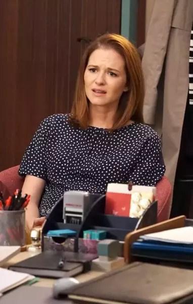 Sarah Drew on Grey's