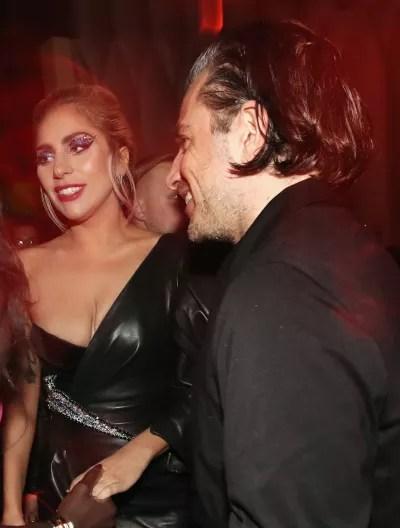 Lady Gaga and Christian Corino