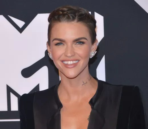 Ruby Rose Red Carpet Pic
