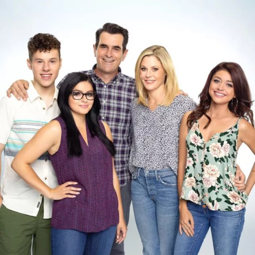 Modern family generic cover image