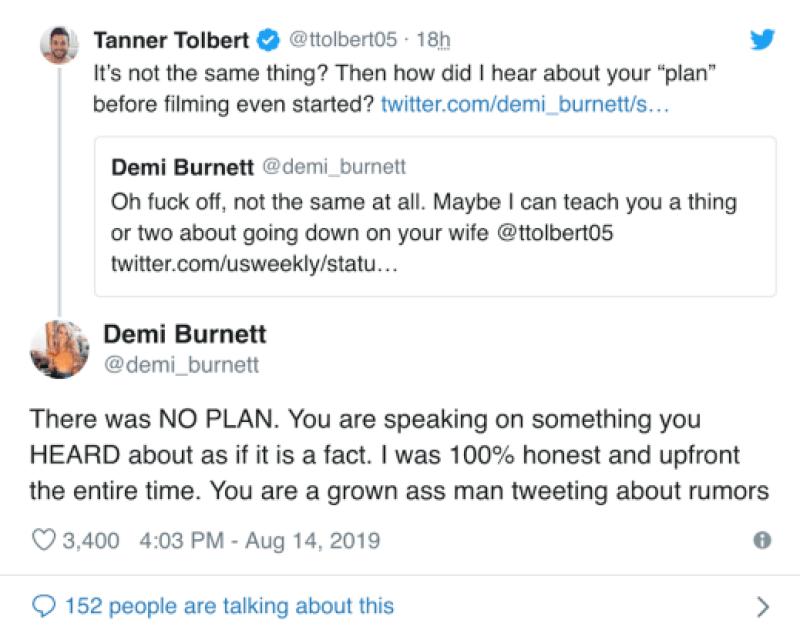 Image result for demi tanner twitter