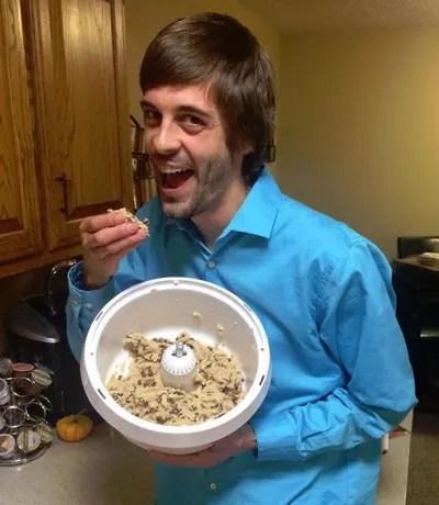 Derick Dillard, Awful Haircut and Cookie Dough