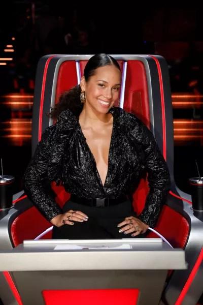 Alicia Keys, The Voice Season 14