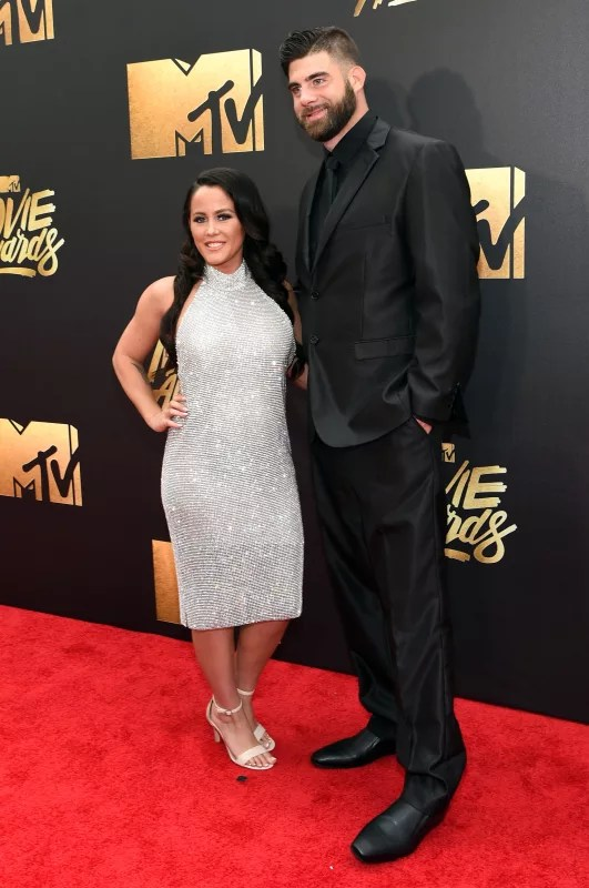 Jenelle evans and david eason 2016 mtv movie awards