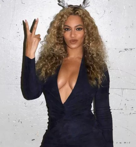 Beyonce for All the Wins