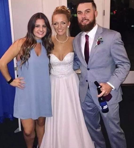 Maci bookout bridal beers