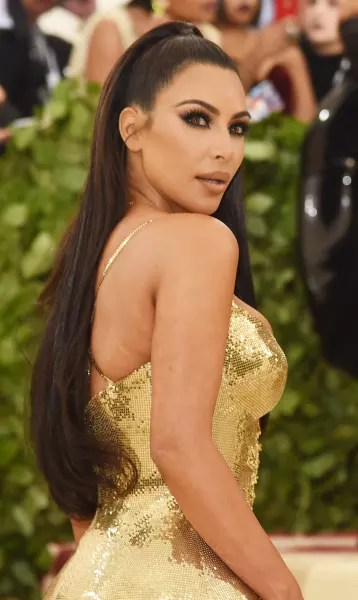 Kim Kardashian Turns