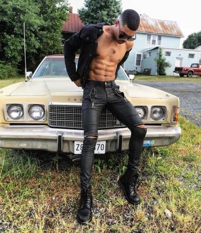 Zachary Jones Modeling Image