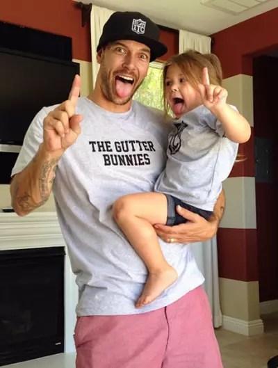 K. Fed as a Dad