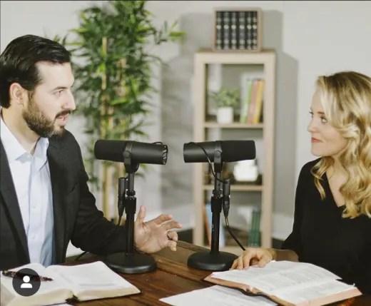 Jinger Duggar, Podcast Host