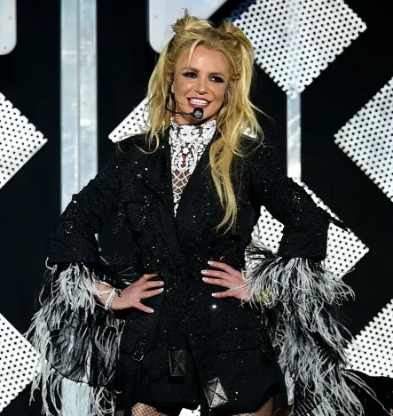 Britney in 2016