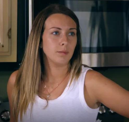 Mackenzie Standifer on MTV