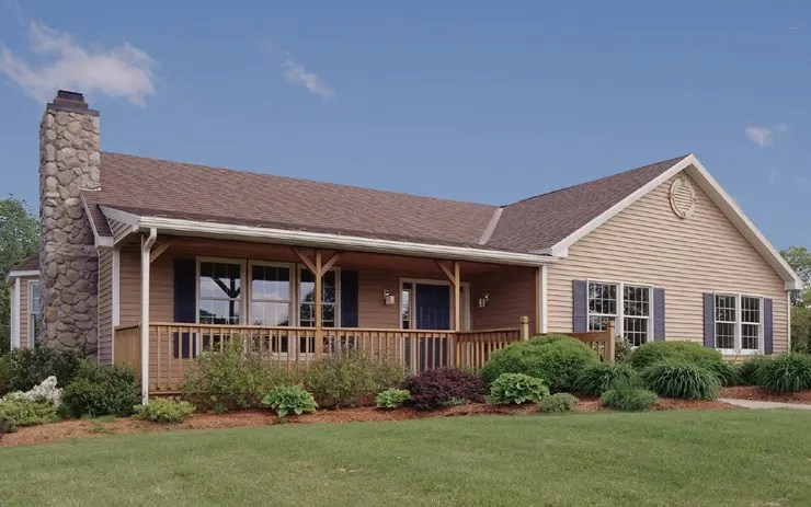 Sugarloaf 5 Modular Home Floor Plan
