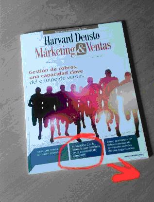 artículo en Harvard Deusto