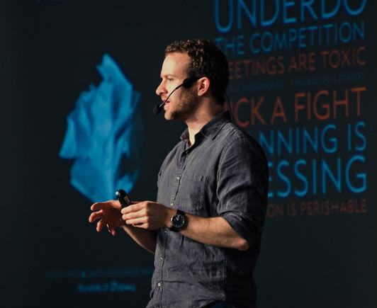 Jason Fried (Foto: Malone & Company Photography)
