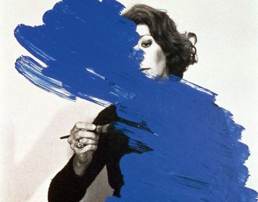Helena Almeida - Serie Pintura habitada