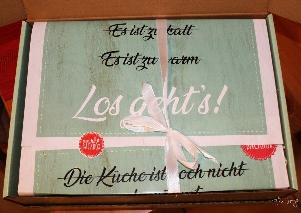 Meine Backbox – Back dich fit