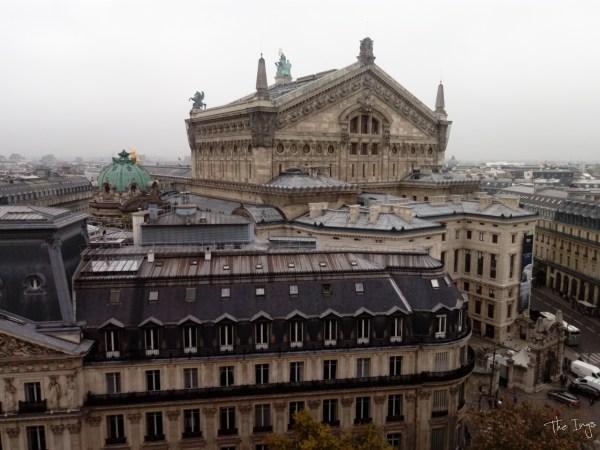 Parisreise – Galerie Lafayette
