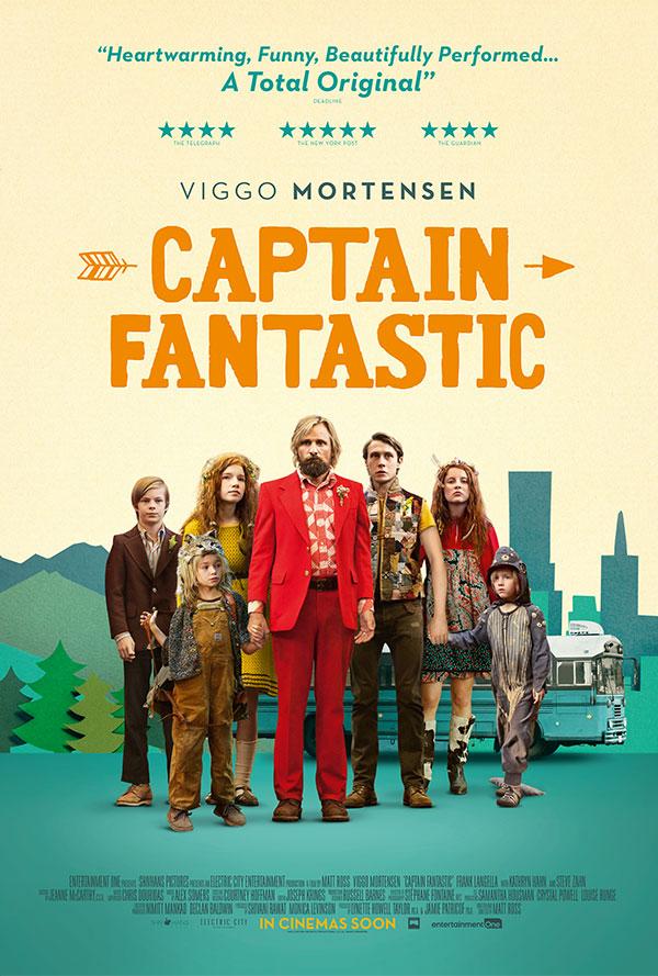 Captain Fantastic © Cineworld