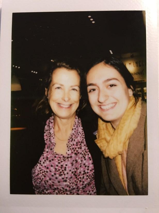 Co-founders Julia Shivers and Chiara Eisner