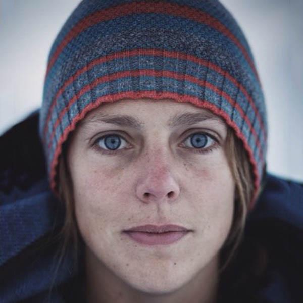 Megan Hine, British adventurer and survival expert. ©Megan Hine