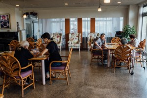 Creating human-centric nursing homes in Japan