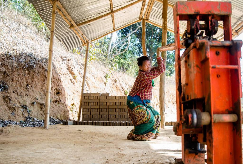 Rebuilding Nepal, sustainably