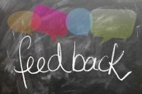 Respond to feedback
