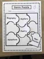 Genre Puzzle Example 2