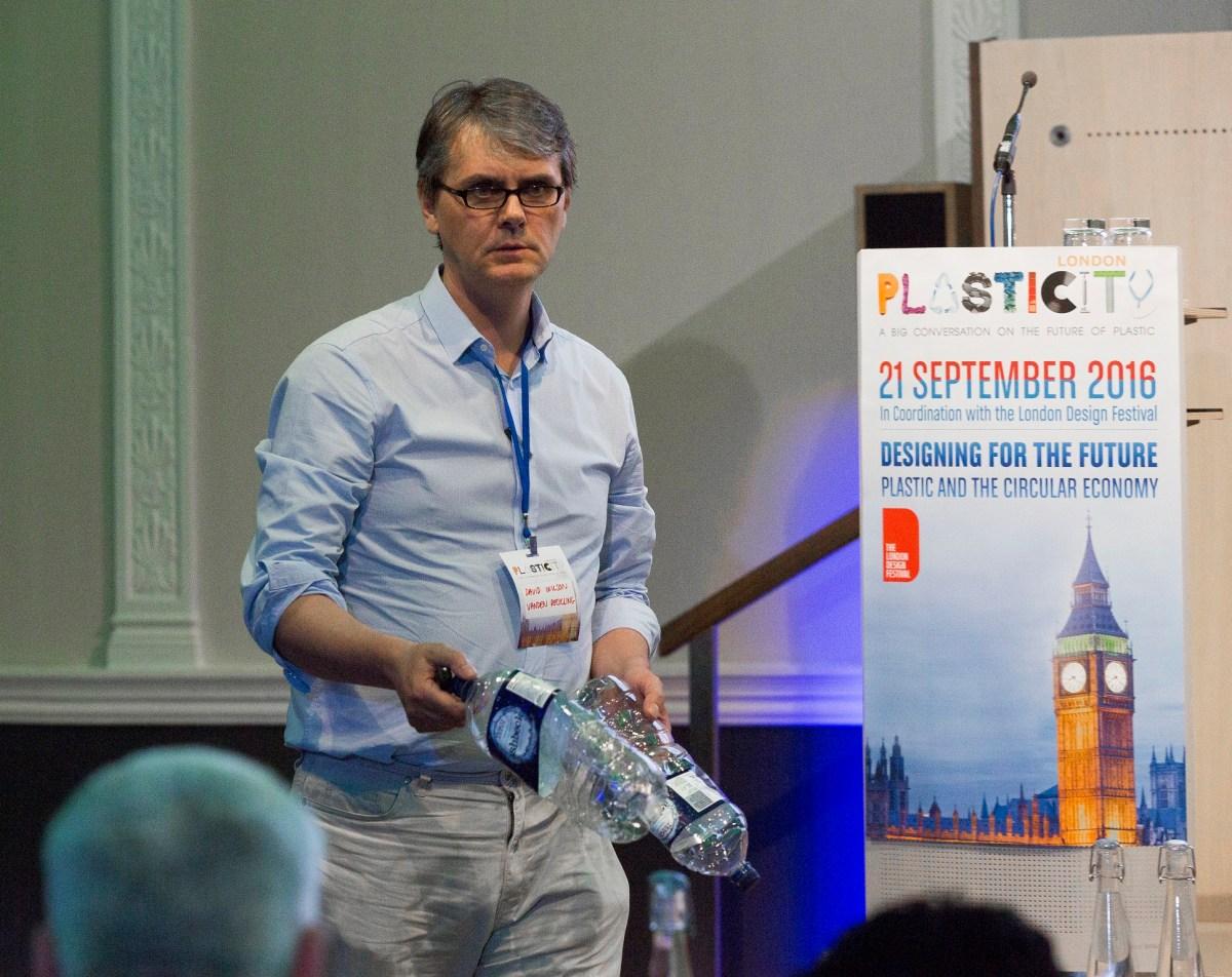 CEO of Plasticity Forum, Doug