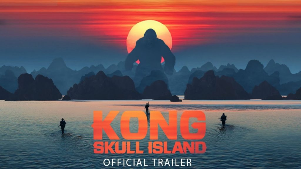 movies shot in ha long bay kong skull island