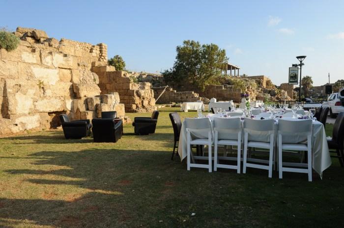 Caesarea dining