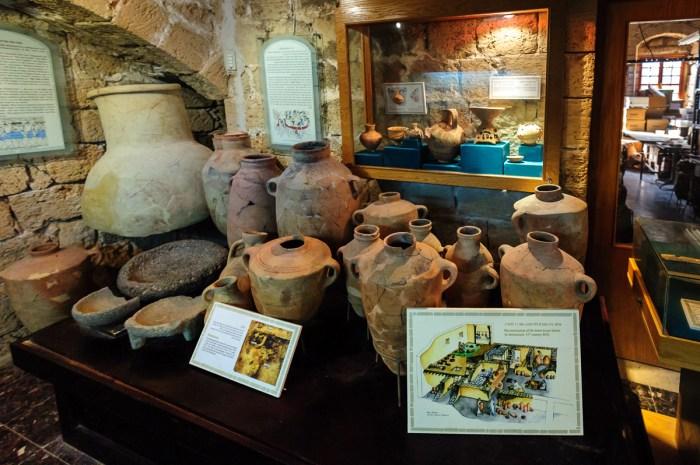 Amphora from Tel Dor